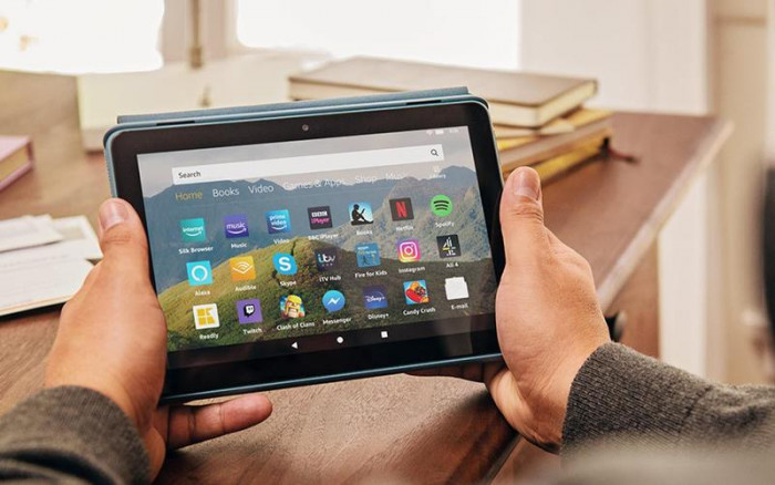 Amazon Fire Hd 8, la recensione video