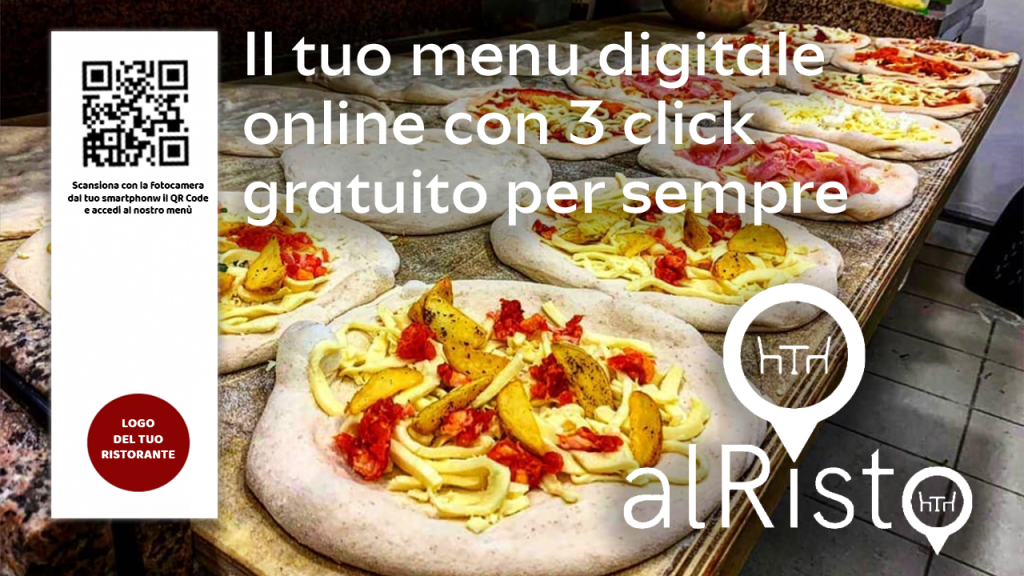 Ristoranti Tech: il menu digitale di alRisto.it