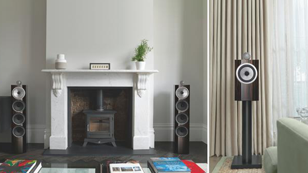 Bowers & Wilkins: i diffusori Signature 702 e 705