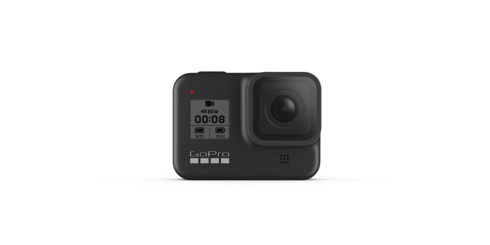 L'evoluzione di GoPro HERO8 Black in webcam HD