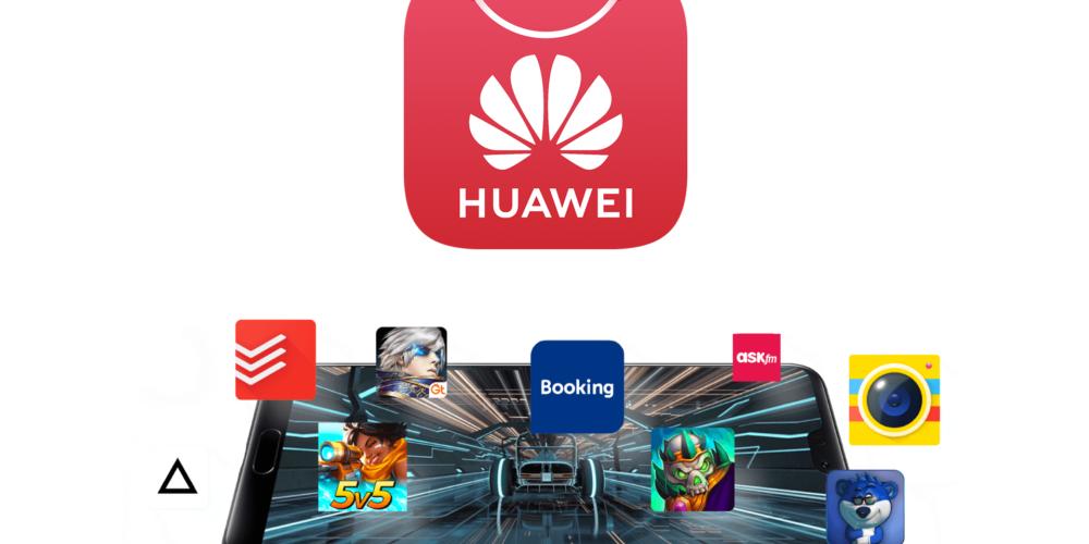 Huawei AppGallery una cascata di nuovi contenuti