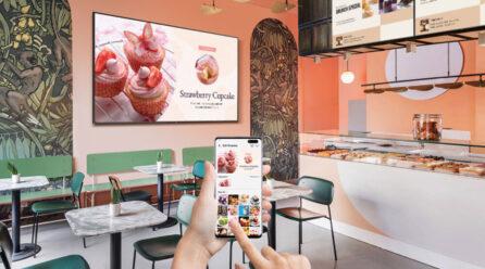 Samsung: le Business TV della serie BET-H pensate per le attività commerciali