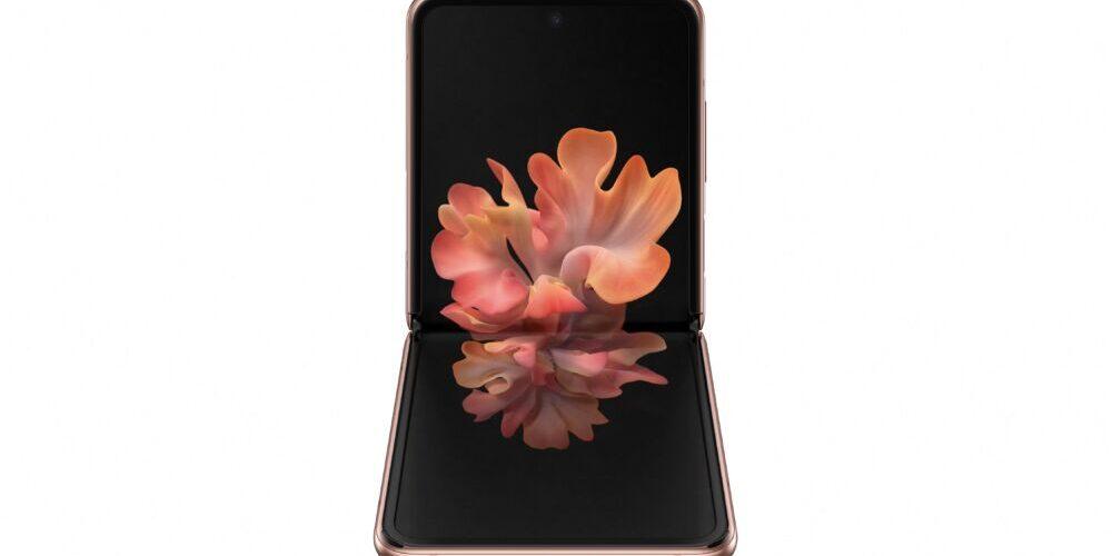 Ecco il Galaxy Z Flip 5G di Samsung