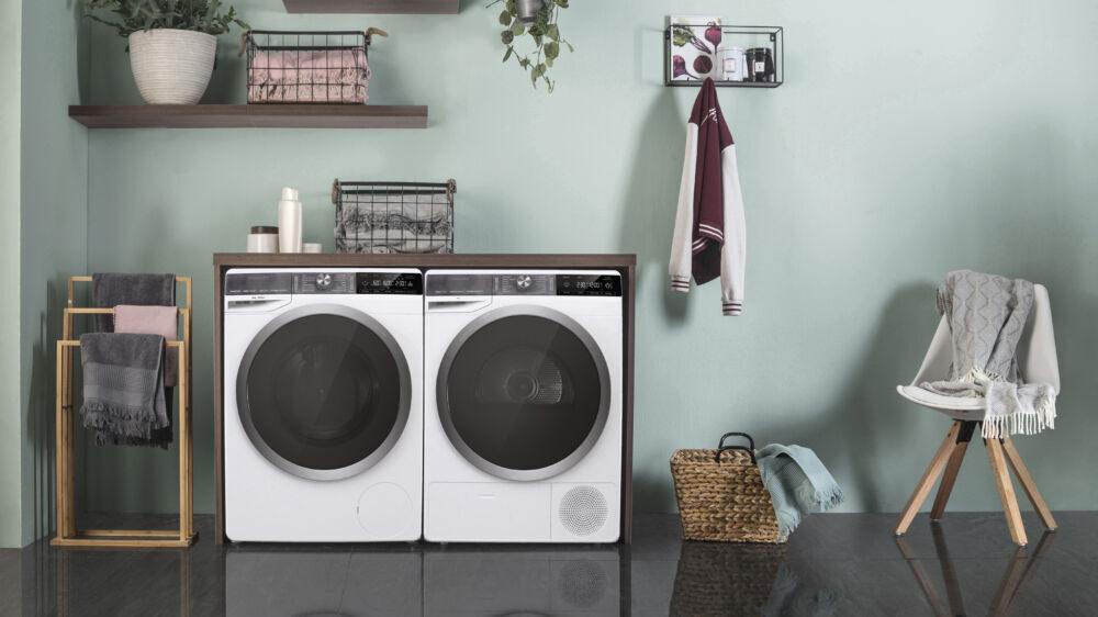 Hisense, i benefici del vapore nelle lavatrici e asciugatrici