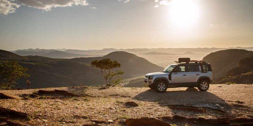 La Nuova Defender di Land Rover presentata sull'hub digitale defenderdays.it