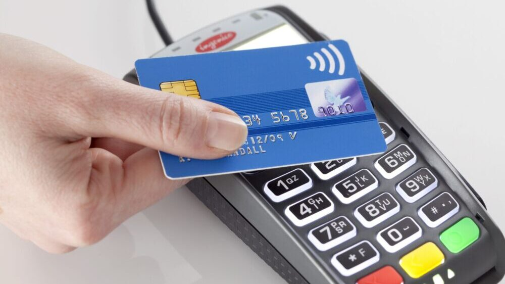contactless evid