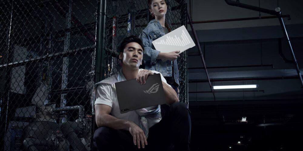 I laptop ASUS ROG con processori AMD e Intel