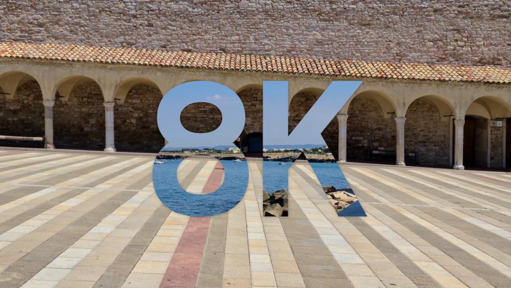 Il viaggio in 8K di Samsung per riscoprire l'Italia nei suoi dettagli