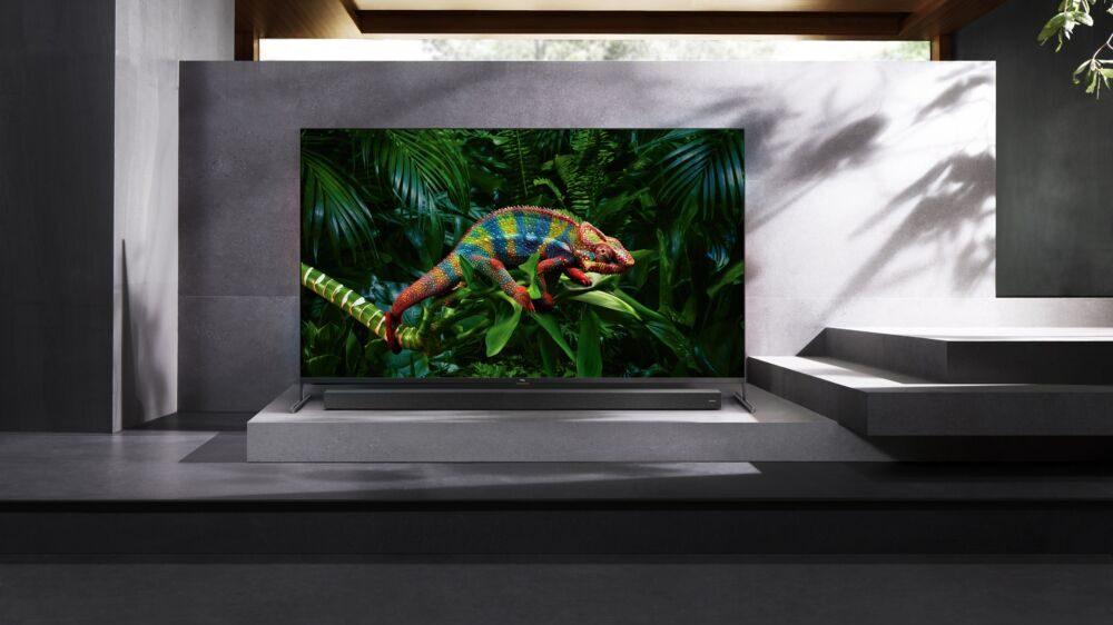 La Serie X91, il nuovo TV 8K QLED di TCL
