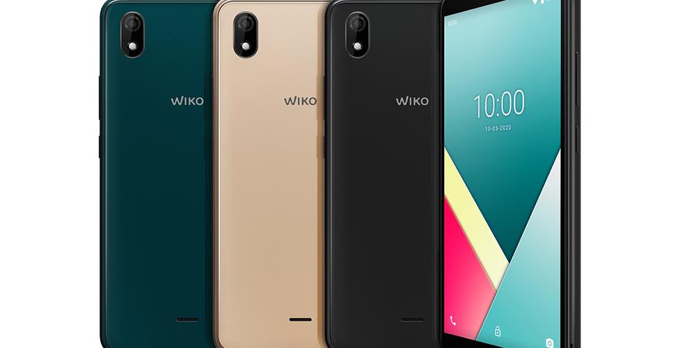 Lo smartphone Y61 di Wiko