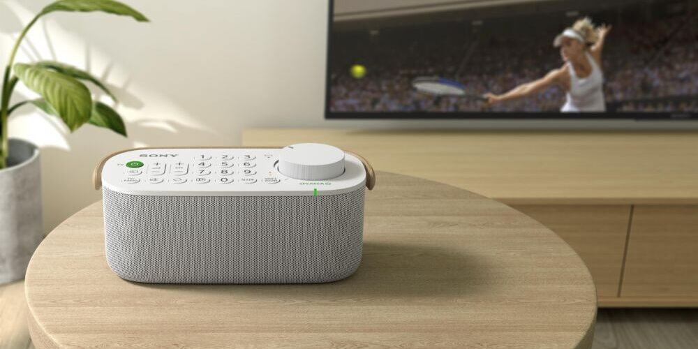 Lo speaker wireless di Sony che migliora l'audio del televisore