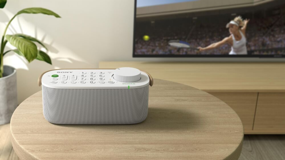 Lo speaker wireless di Sony che migliora l'audio del televisore