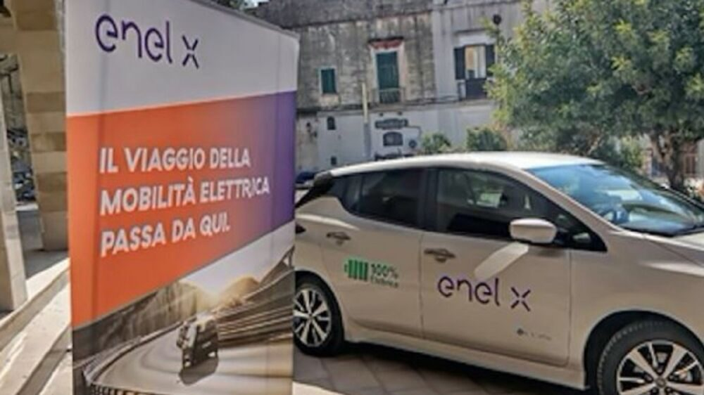 JuiceMotion: la soluzione smart per l'e-mobility di Enel X e ADL Automotive