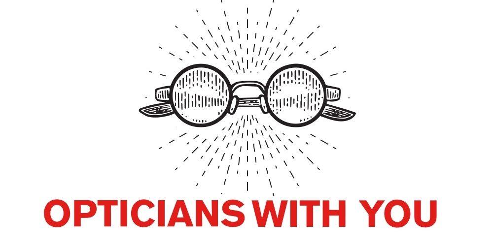 Opticians With You: il progetto di beneficenza per donare occhiali alle persone in difficoltà