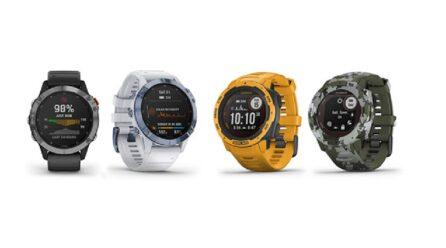 Solar: la nuova tecnologia di Garmin per ricaricare gli sportwatch con la luce del Sole