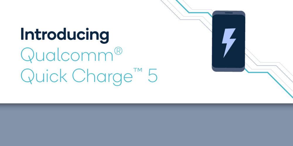 Quick Charge 5: la soluzione di ricarica di Qualcomm