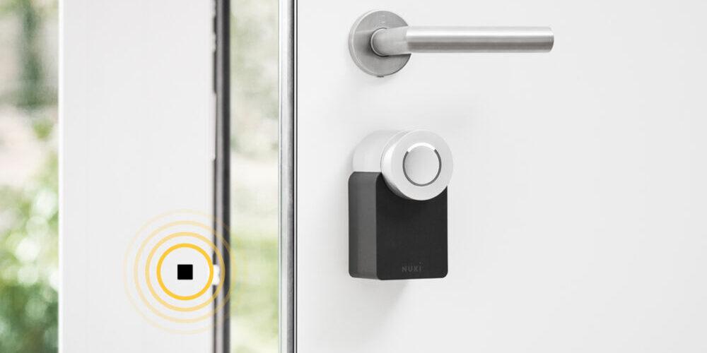 La serratura Nuki Smart Lock 2.0