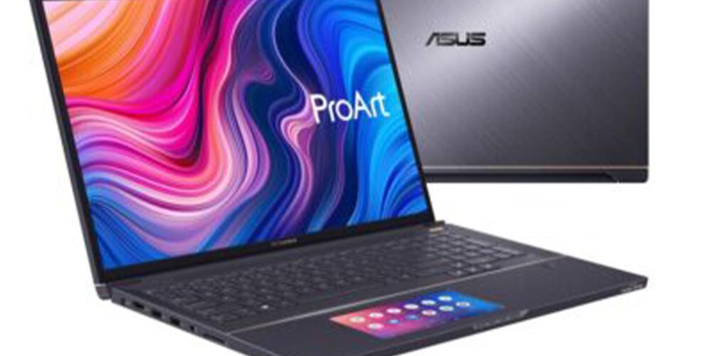I laptop ProArt StudioBook di ASUS
