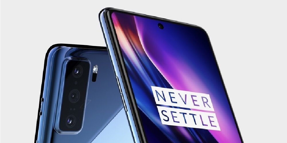 The line of products Oneplus Nord