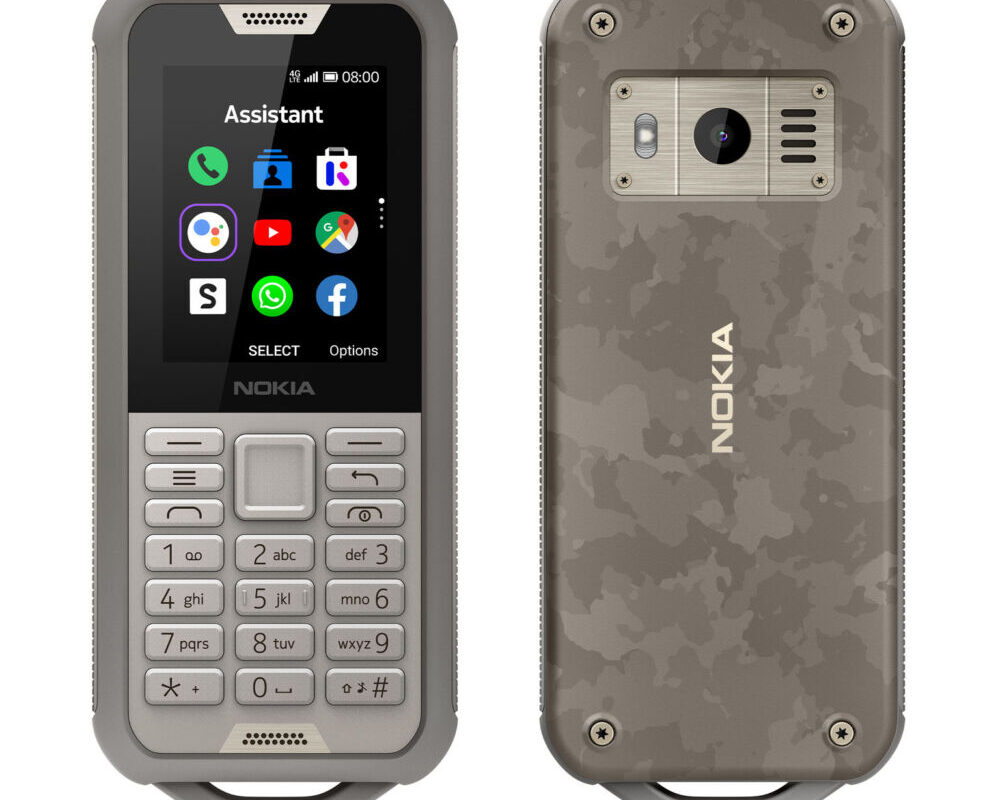 I telefoni Nokia 4G che garantiscono la connessione ovunque