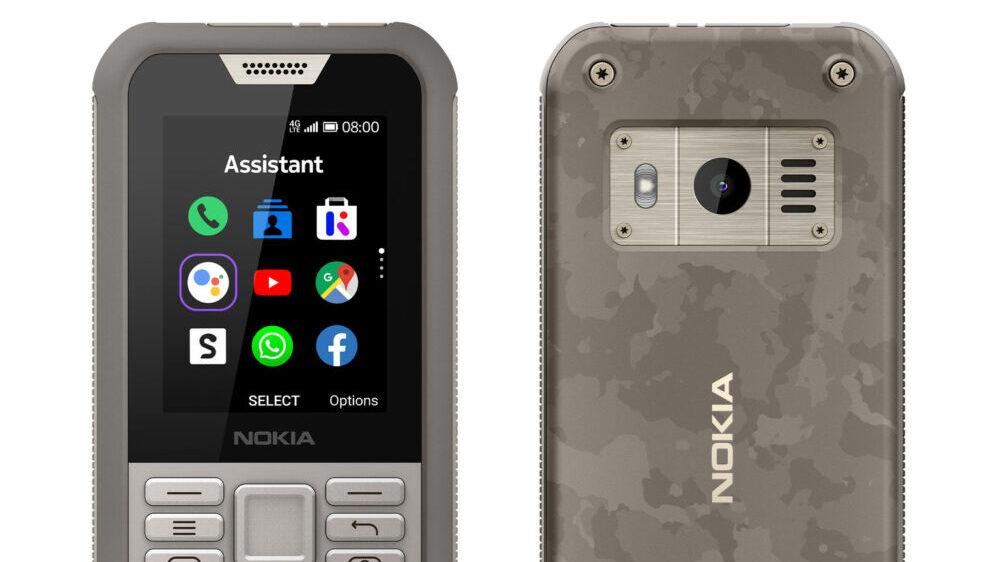 Nokia evid
