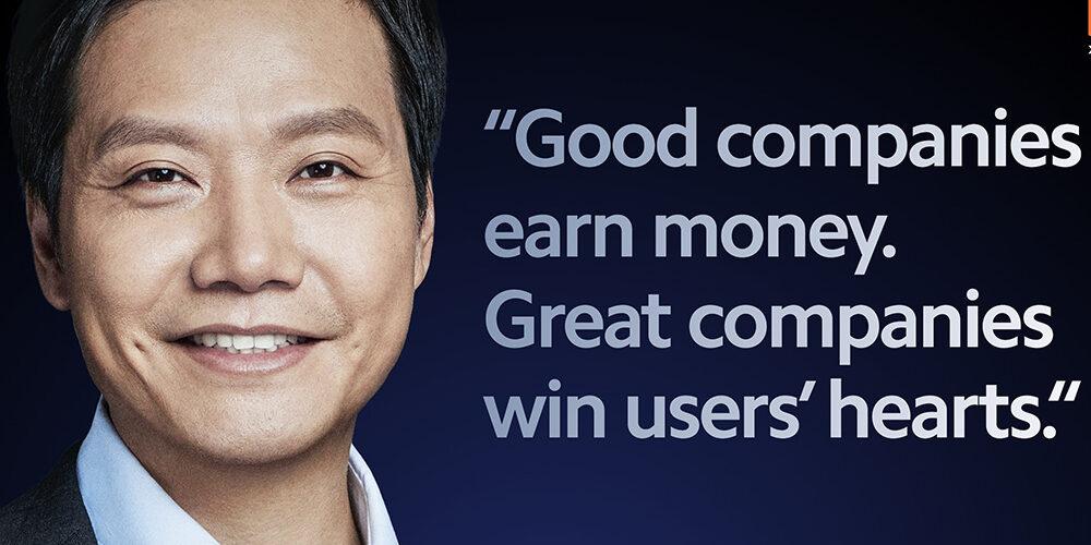 Lei Jun e il discorso per i 10 anni di Xiaomi