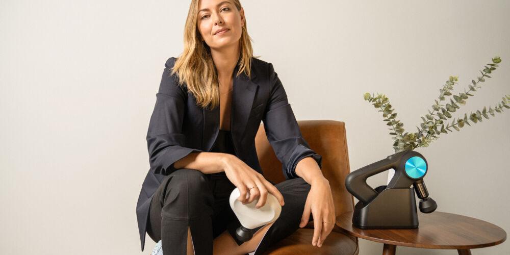 Maria Sharapova diventa imprenditrice tech