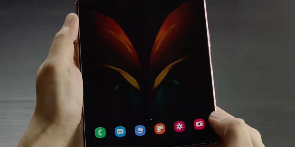 Samsung Z Fold2, com'è fatto il nuovo pieghevole 5G
