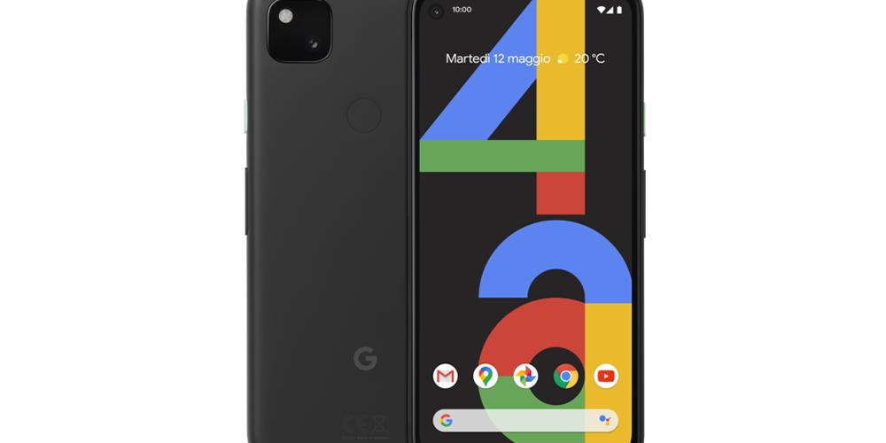 Ecco il nuovo Google Pixel 4a (ma arriverà solo in ottobre)