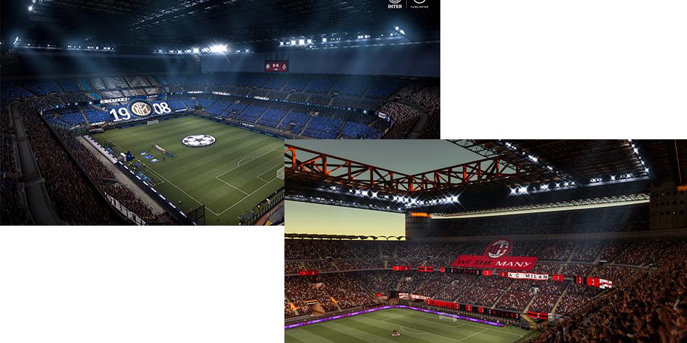 Inter e Milan saranno in esclusiva su Fifa 21 (e oltre)