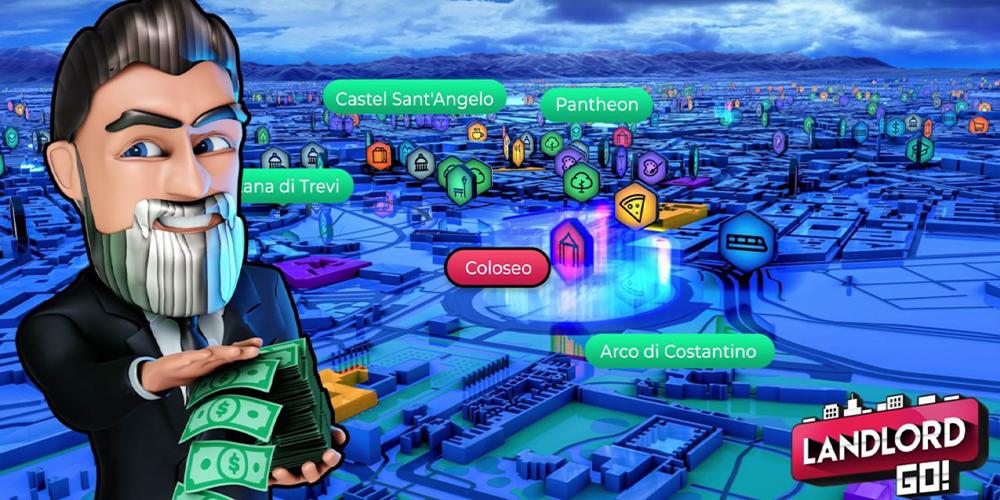 Landlord Go, il gioco per diventare palazzinari virtuali con immobili reali