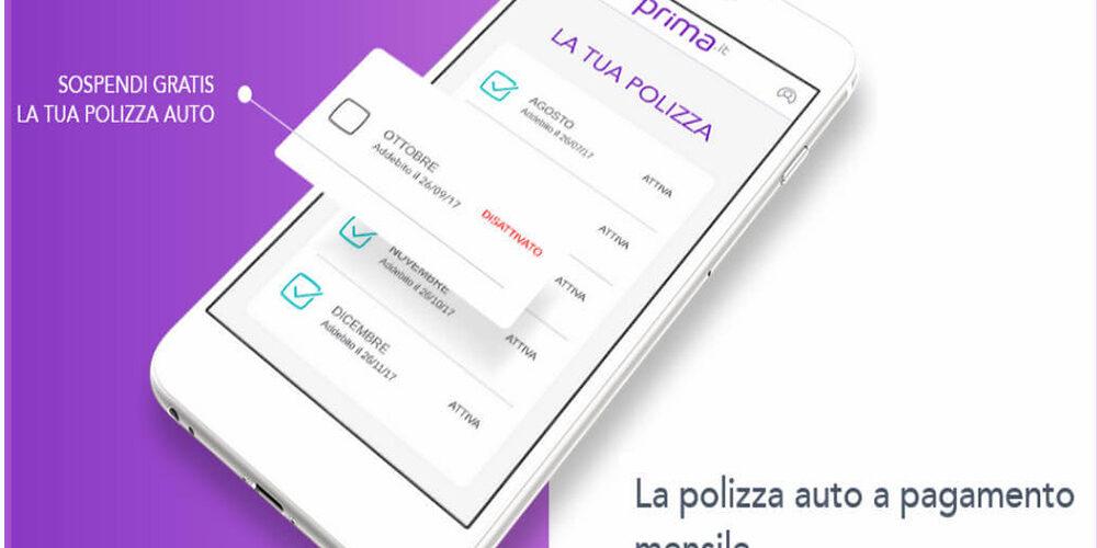 Le app per lo smartphone e le assicurazioni per auto e moto