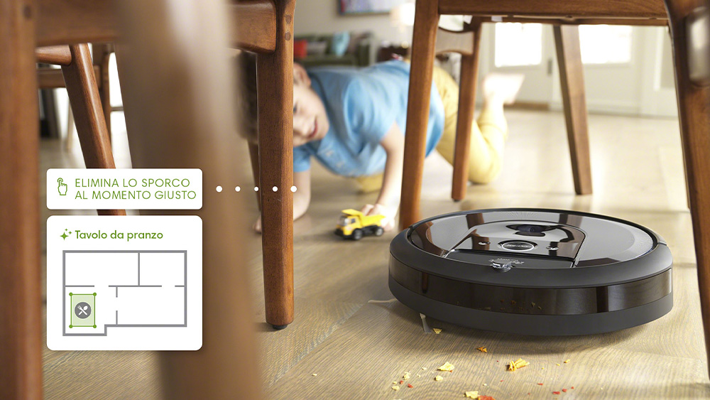 iRobot Genius, ovvero l'app smart per elettrodomestici autonomi al nostro servizio