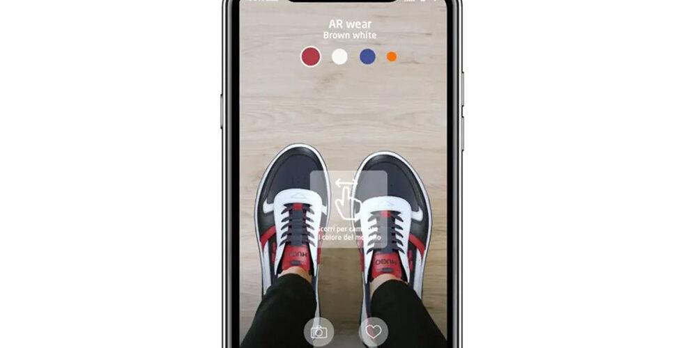 Snapfeet, la tecnologia  italiana per comprare le scarpe con un'app