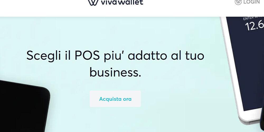 Anche Viva Wallet ora offre il servizio Apple Pay