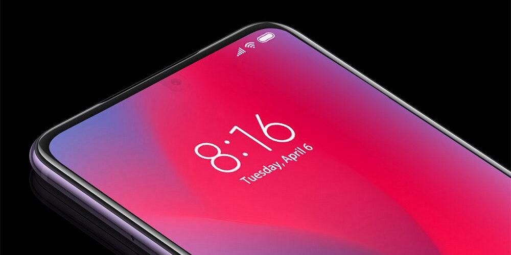 Gli smartphone Xiaomi avranno la fotocamera sotto lo schermo