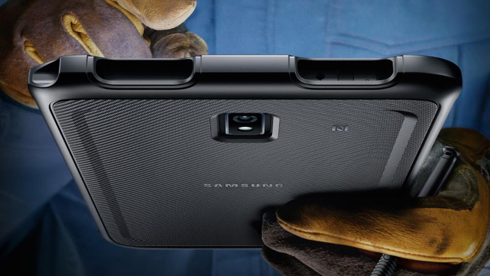 Il Galaxy Tab Active3 di Samsung