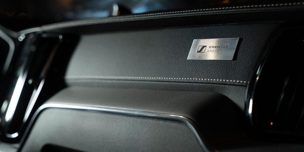 Il sistema audio 3D per le auto di Sennheiser e Continental
