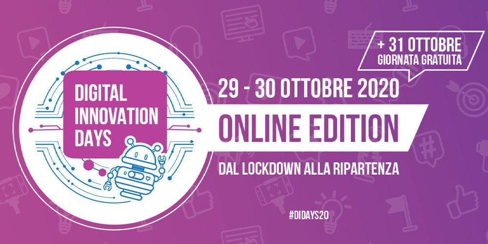 Gli speaker e il programma di Digital Innovation Days