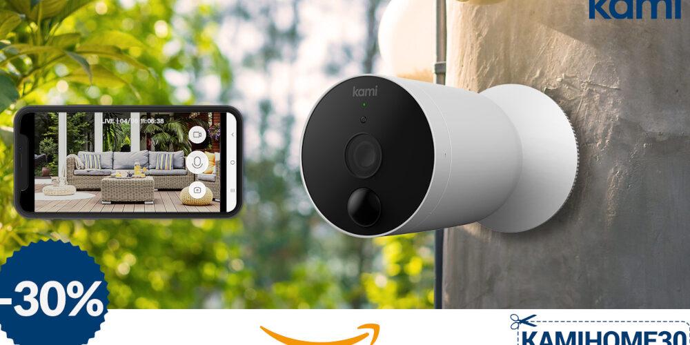 YI Technology: la promozione per la telecamera KAMI Wire-Free