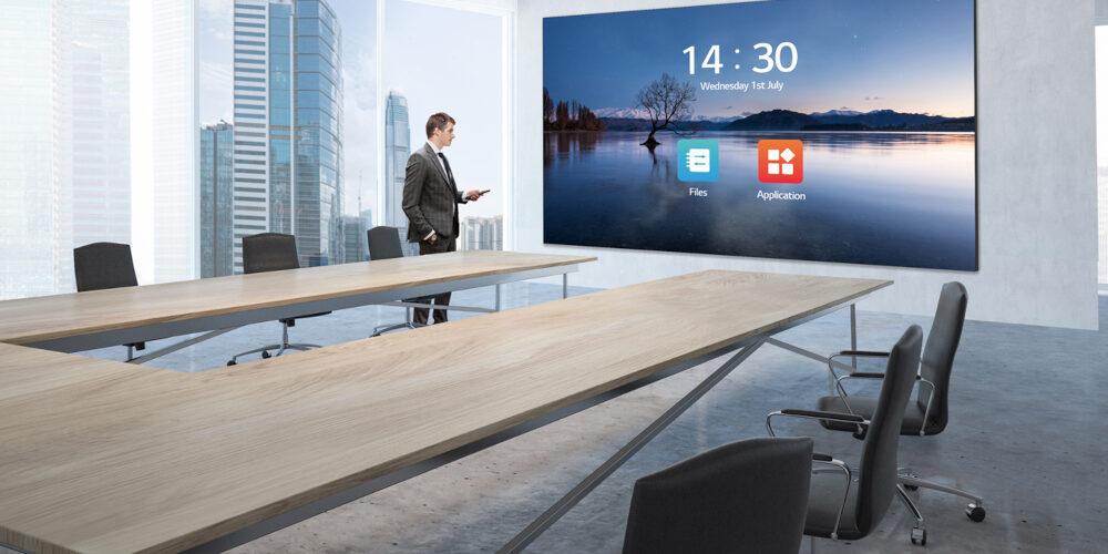 """Il nuovo LED Screen da 136"""" di LG"""