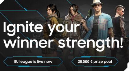 Il torneo di Esports paneuropeo di Samsung