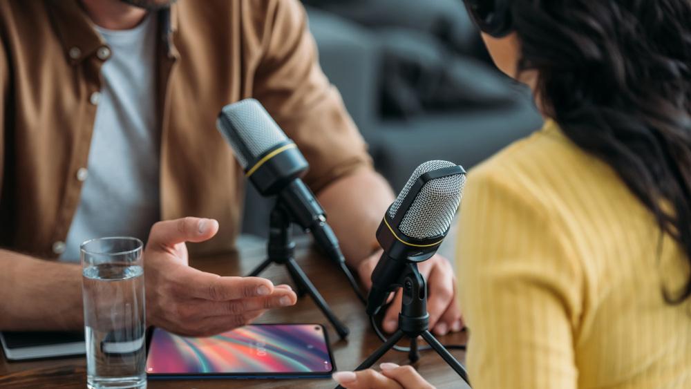 Wiko e Mister Gadget vi raccontano la Giornata Mondiale del Podcast