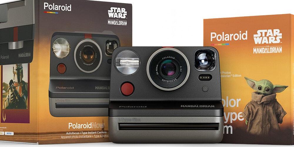La nuova Polaroid Now si ispira a Star Wars