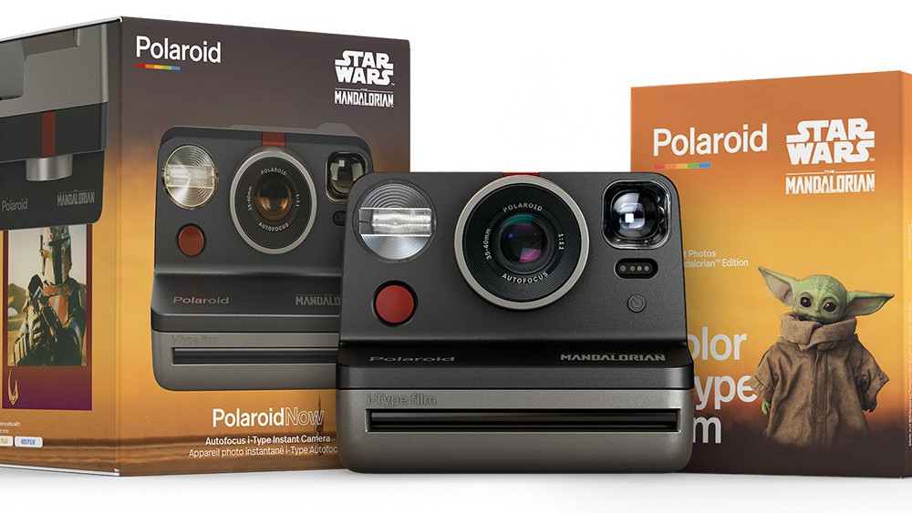 La nuova Polaroid Now si ispira a Star Wars