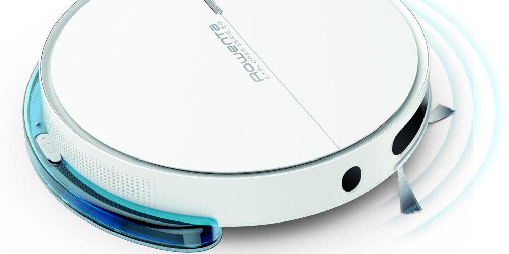 Explorer Serie 60, il robot smart e ultrasottile di Rowenta