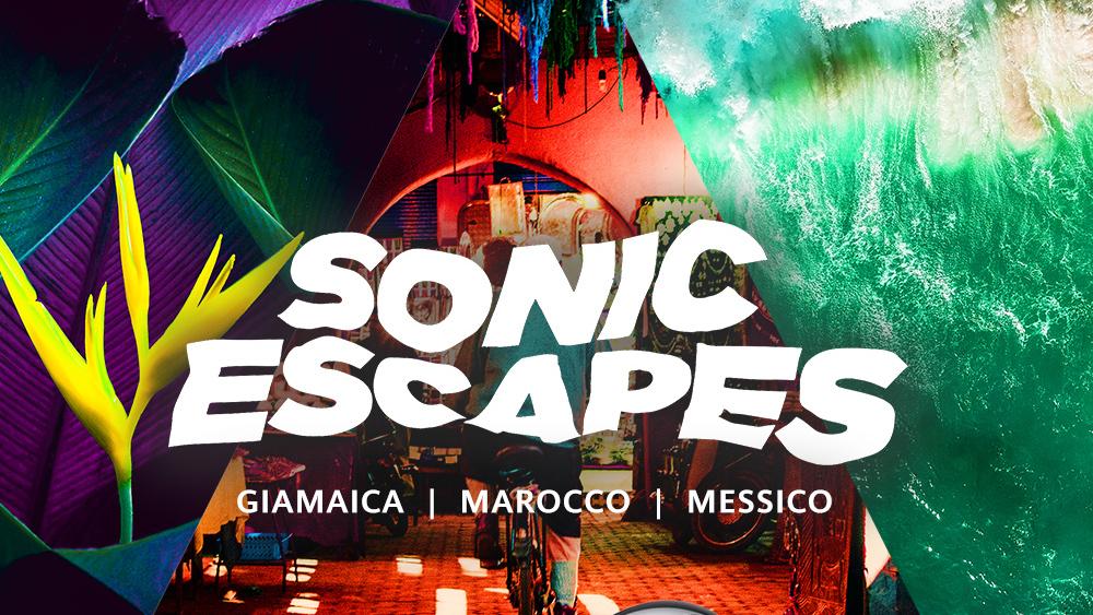 Sonic Escape: il viaggio sonoro firmato Huawei Freebuds Pro