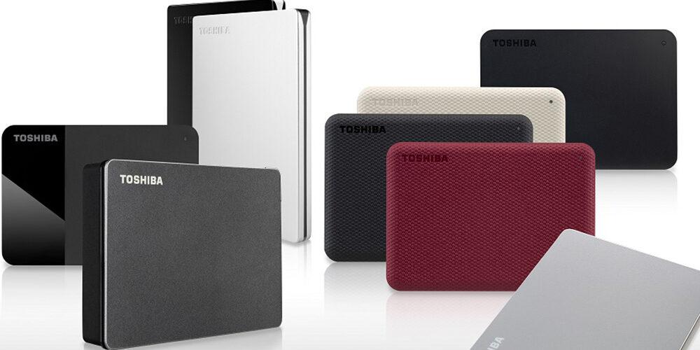 La rinnovata line-up di hard disk di Toshiba