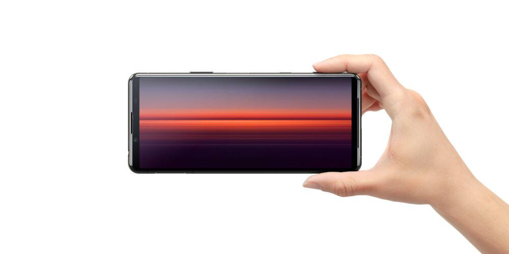 Lo smartphone Xperia 5 II di Sony
