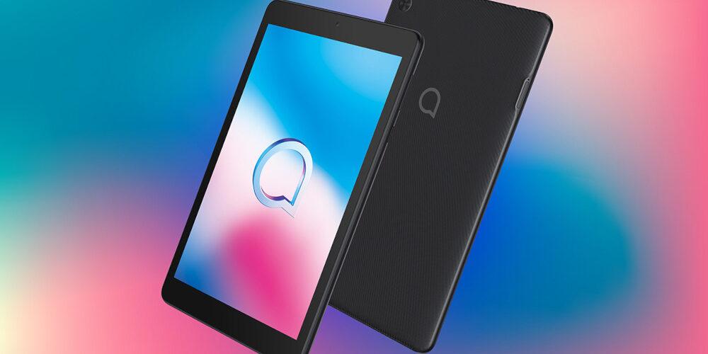 I due modelli che completano la gamma dei tablet di Alcatel